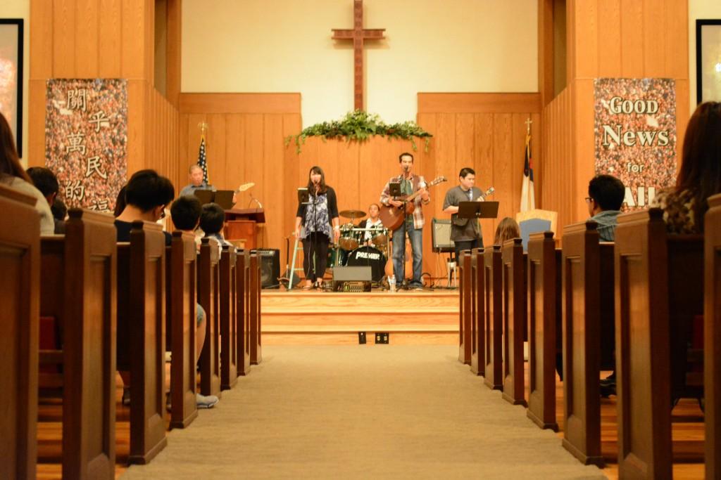 the-praise-band